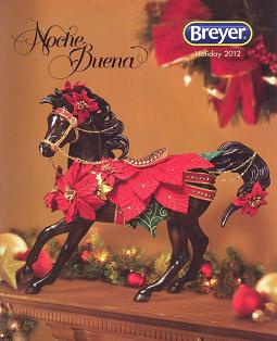 BREYER 2012 HOLIDAY HORSE 10percent.JPG