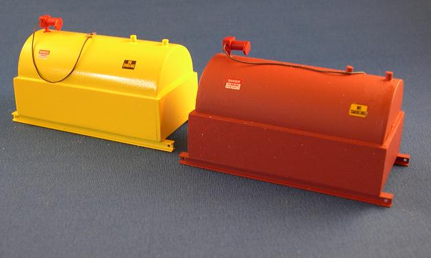 Construction Gas Tank : Fuel tanks for construction sites scale